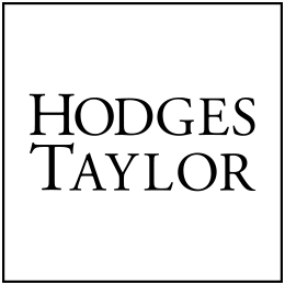 HODGES TAYLOR art consultancy Logo